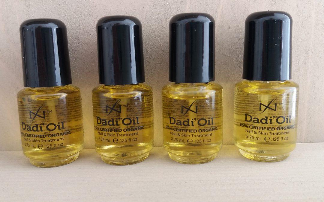 Dadi Oil nu ook verkrijgbaar